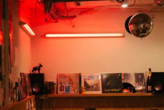 Watch a doc on Amsterdam's record shop and radio station run out of a former brothel