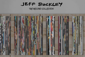 You can now explore Jeff Buckley's record collection online