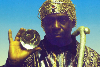 Super rare Sun Ra coloured vinyl up for sale