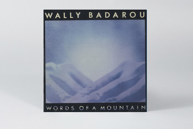 Wally-Badarou-Words-Of-A-Mountain