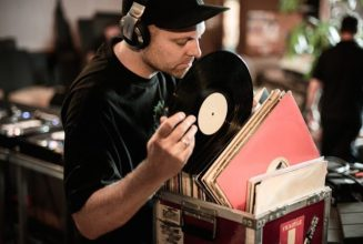 Listen to DJ Shadow's latest Essential Mix