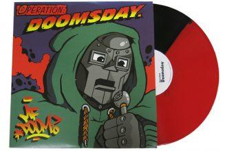 MF DOOM's <em>Operation Doomsday</em> reissued on red and black vinyl