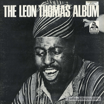 leon thomas album
