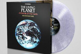 BBC Radiophonic Workshop soundtrack for David Attenborough's <em>The Living Planet</em> reissued