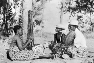 An introduction to African field recordings in 10 records