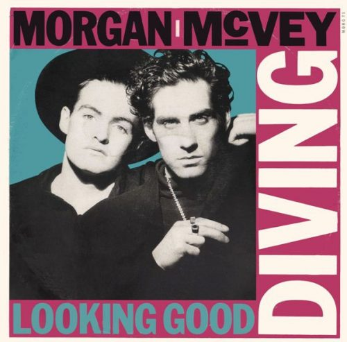 Morgan* : McVey* ‎– Looking Good Diving