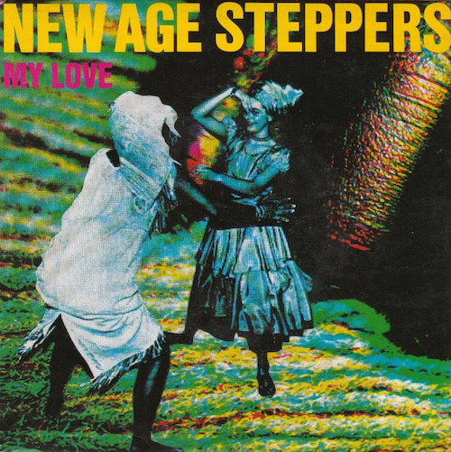 New Age Steppers - My Love