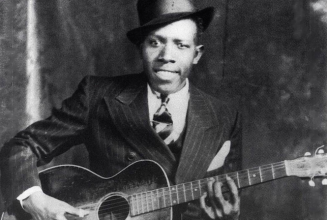 New graphic novel explores the legend of bluesman Robert Johnson
