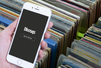 Discogs iOS app updated with new features
