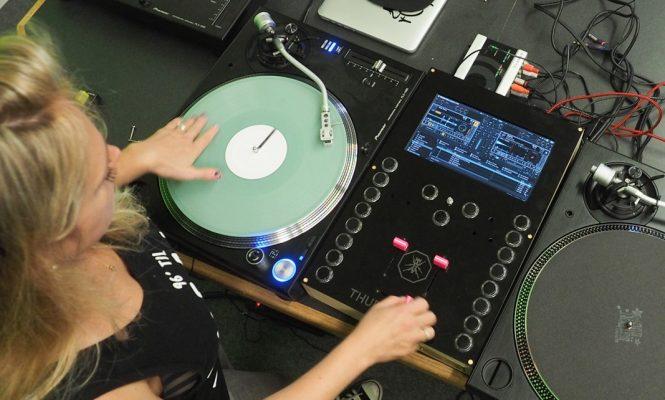 thud-rumble-invader-mixer-dj-qbert