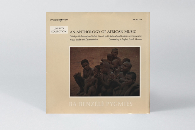 The-Music-Of-The-Ba-Benzélé-Pygmies