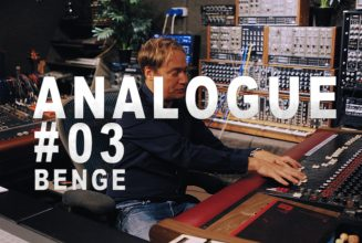 Analogue #03: Inside Benge's underground synthesizer laboratory