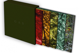 Wolfgang Voigt's seminal GAS albums released as 10xLP vinyl box set