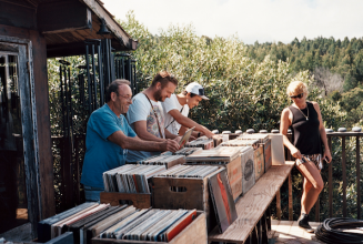 Digging in Paradise: A visual tour of Hawaii's best record shops