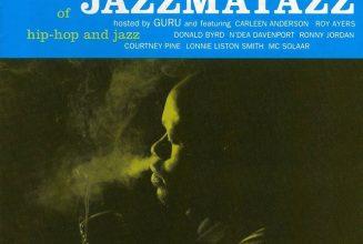 Guru&#8217;s  <em> Jazzmatazz, Vol. 1</em> reissued on vinyl
