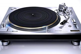 The limited edition Technics SL-1200GAE has now sold out