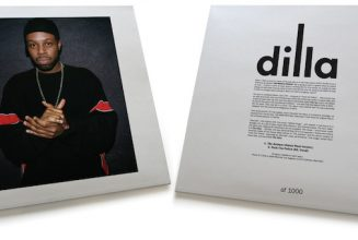 Unreleased Kanye West mix of J Dilla's 'The Anthem' gets limited edition 12″ release