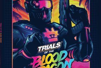 Invada releases <em>Trials Of The Blood Dragon</em> soundtrack on neon pink vinyl