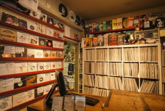 New data suggests the vinyl revival is slowing