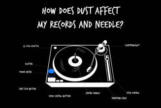 Vinyl FAQ #02: How does dust affect my records and needle?