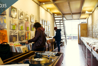 The world's best record shops #035: Flur, Lisbon