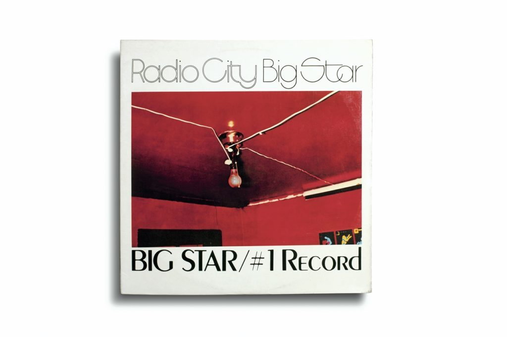 Big Star, Radio City (Ardent Records, 1974), photograph by William Eggleston. Courtesy Aperture.