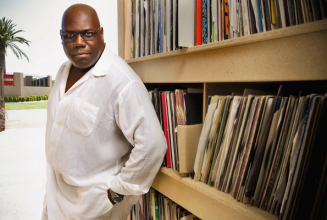 Carl Cox to play first vinyl set in 10 years
