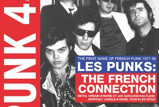 The first wave of French punk collected on new compilation