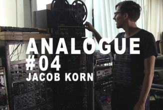 Analogue 04: Enter German producer Jacob Korn's synth utopia