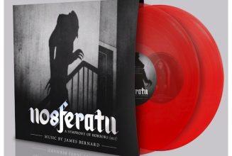 Classic horror film <em>Nosferatu</em> has soundtrack released on vinyl