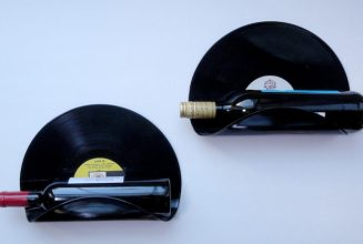 This new record club will send you a bottle of wine with your vinyl