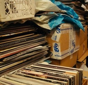 records-stock
