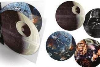Original Star Wars soundtrack to get iconic picture disc reissue