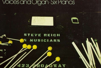 Seminal Steve Reich recordings collected in new 3LP box set