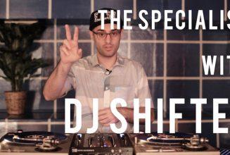 The Specialist: Watch DJ Shiftee's turntablism tutorial