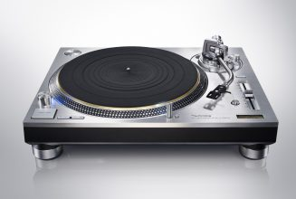 Technics explains the specs of its new SL-1200G turntable in this video