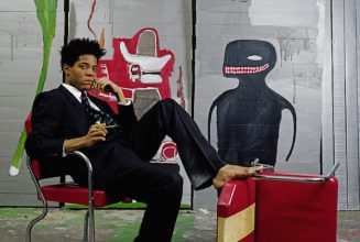 NYC artist Jean-Michel Basquiat celebrated in Barbican exhibition