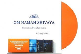 Laraaji reissues </em>Om Namah Shivaya</em> on orange vinyl