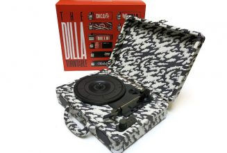 Check out this new J Dilla turntable