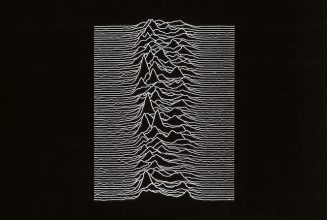 You can now create your own Joy Division <em>Unknown Pleasures</em> cover