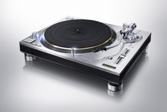 New Technics SL-1200G turntable finally goes on sale