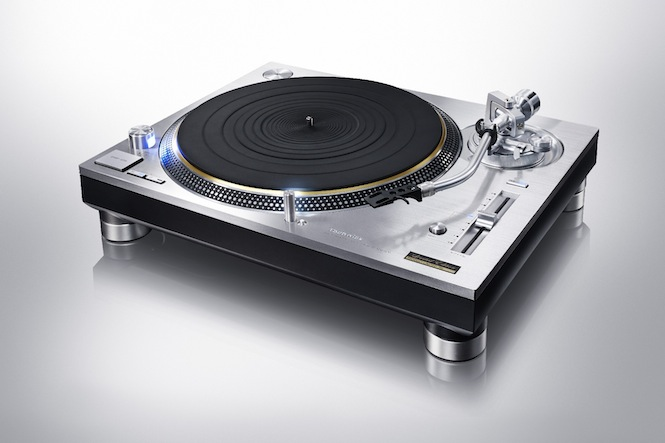 New Technics SL-1200G turntable finally goes on sale