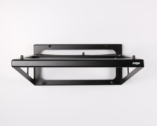 rega releases improved turntable wall bracket. Black Bedroom Furniture Sets. Home Design Ideas