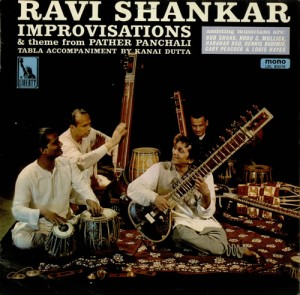 Ravi-Shankar-Improvisations