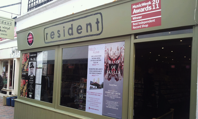 resident records_brighton