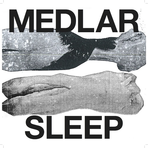Medlar Sleep Front Cover