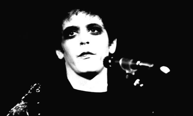 Lou Reed And Photographer Mick Rock Collaborate For Deluxe