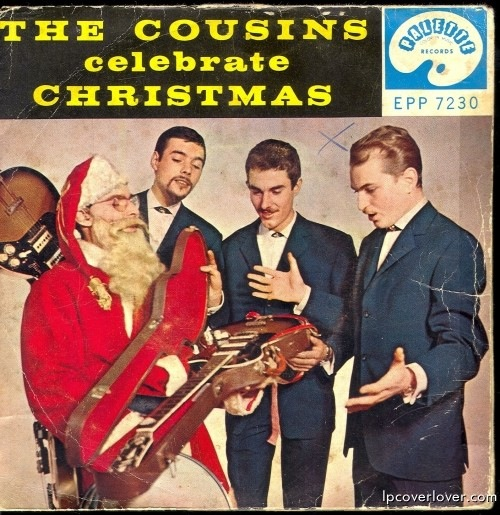Christmas Album Cover Images.The 40 Weirdest Christmas Record Sleeves The Vinyl Factory