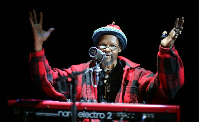 lonnie holley_live