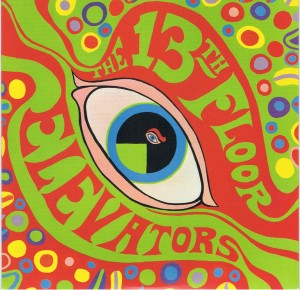 13th Floor Elevators Pyramid with Eye 5